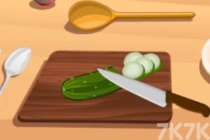 《制作金牌三明治》游戏画面2
