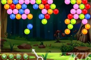 《五彩泡泡槍》游戲畫面4