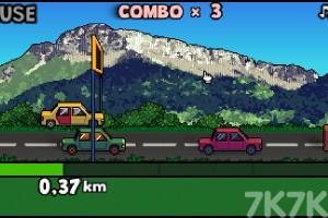 《生死时速》游戏画面4