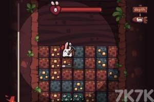《兔兔矿山》游戏画面1