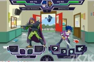 《蓄能战斗》游戏画面3