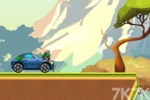 《丘陵越野》游戏画面2