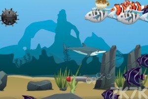《鲨鱼进化》游戏画面2