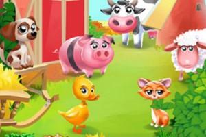 认识农场的动物