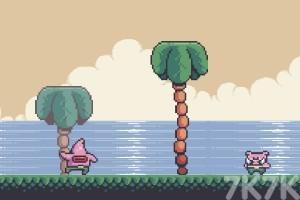 《海星历险记》游戏画面2