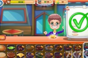 《顶级汉堡店》游戏画面1