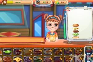 《顶级汉堡店》游戏画面4