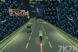 《忍者摩托车手》游戏画面4