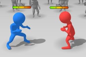 橡皮人拳击