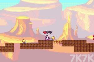 《勇敢小奶牛》游戏画面1