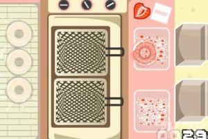 《草莓甜甜圈》游戏画面3