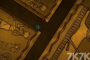 《神秘埃及探险》游戏画面2