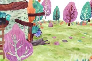 《鹦鹉游历险记》游戏画面3