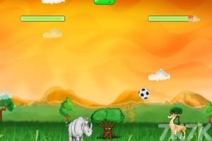 《动物足球》游戏画面3