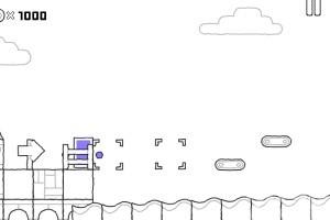《紫方块的世界》游戏画面3