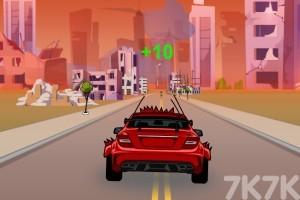 《僵尸高速公路》游戏画面2