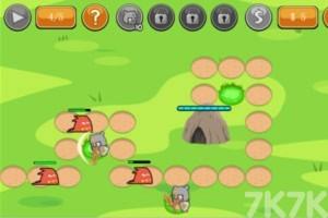 《保卫熊家园》游戏画面2