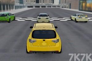 《城市汽车竞速赛》游戏画面3