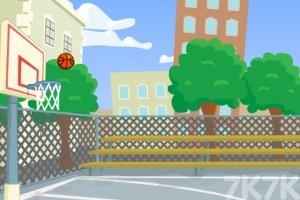 《十球投篮》游戏画面1