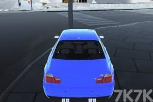 《城市自由行驶》游戏画面1