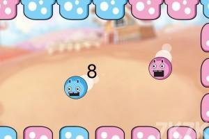 《双色小弹球》游戏画面4