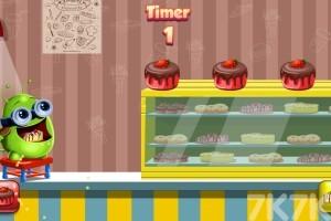 《波波吃蛋糕》游戏画面3