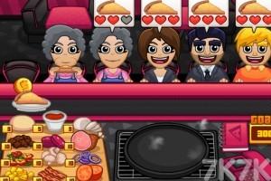 《披萨小店》游戏画面3