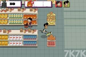 《小镇超市经营》游戏画面2