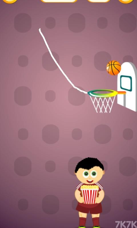 《画线引球》游戏画面2