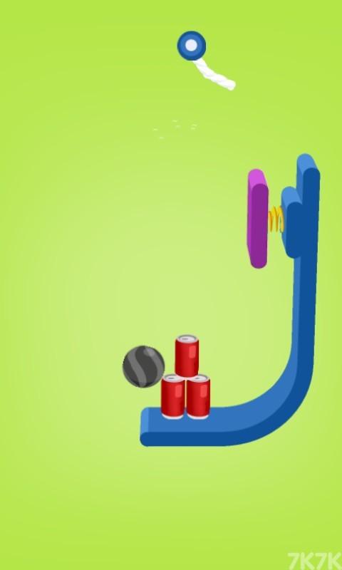 《绳索保龄球2》游戏画面3
