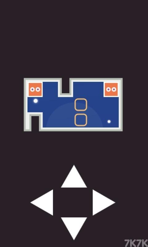 《小方块回家》游戏画面3