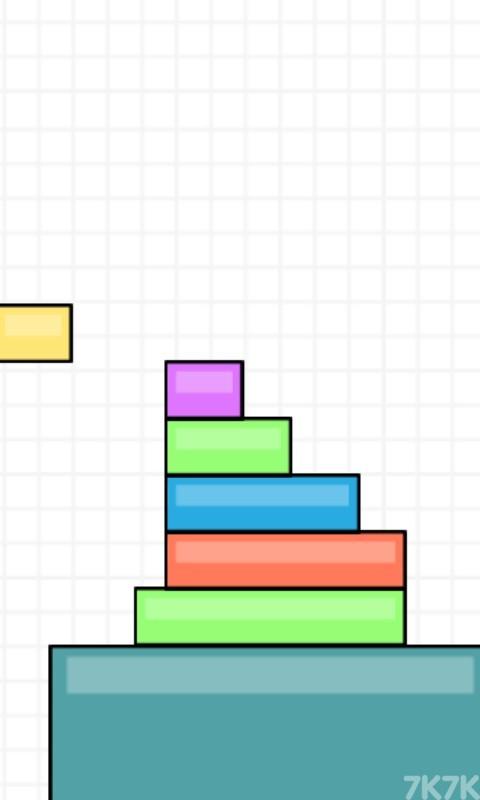 《板块叠高高》游戏画面2