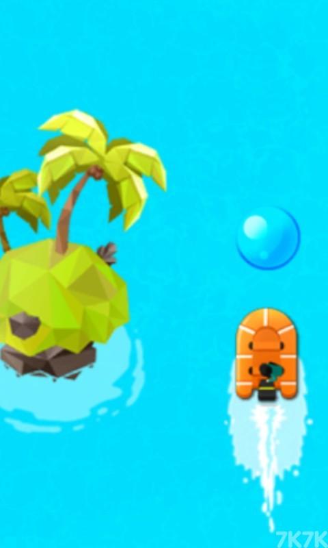 《自由海岛船艇》游戏画面1