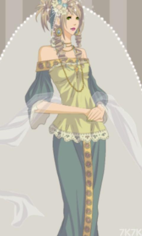 《高贵公主装》游戏画面4