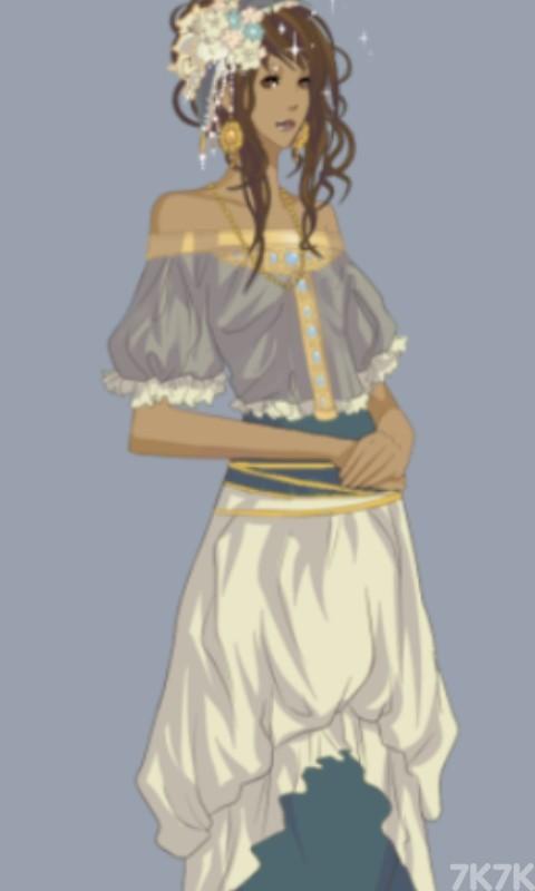 《高贵公主装》游戏画面2