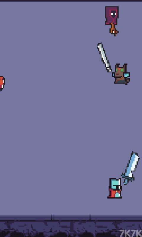 《钢铁剑士2》游戏画面1