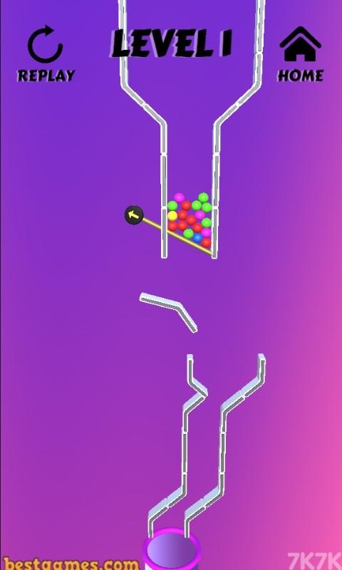 《拔出栓子》游戏画面1