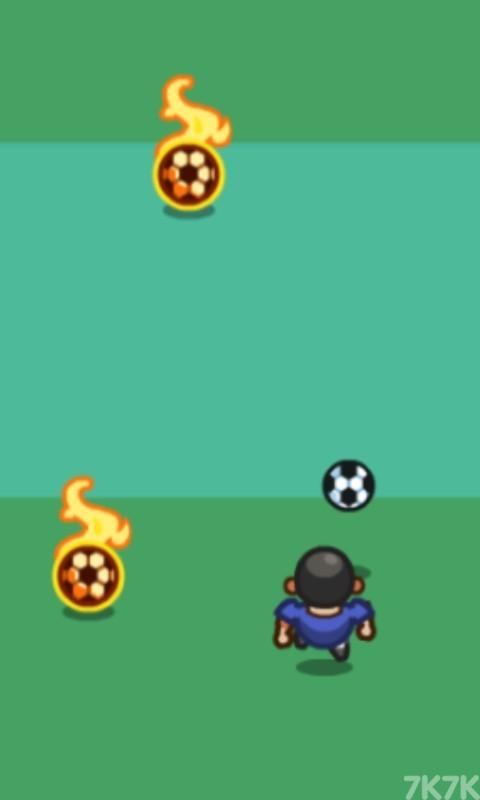 《冲锋足球赛》游戏画面1
