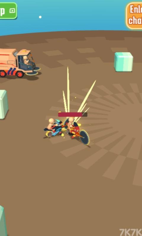 《锯齿机车》游戏画面3