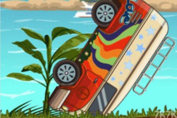 《海岛越野赛》游戏画面4