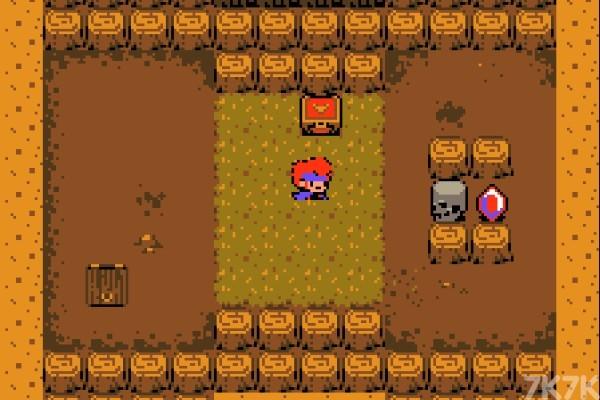 《勇者的迷宫》游戏画面1