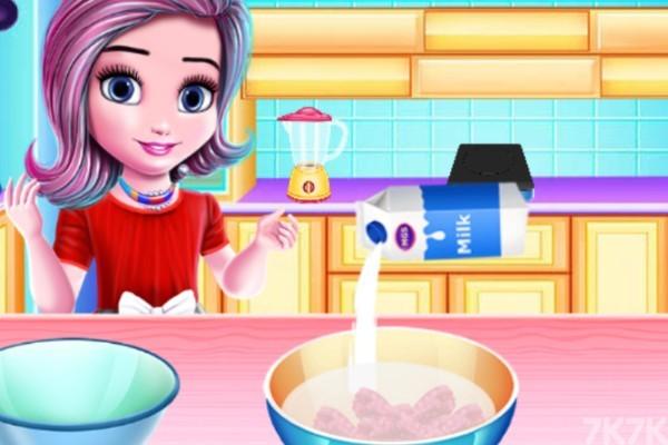 《少女的蛋糕店》游戏画面4
