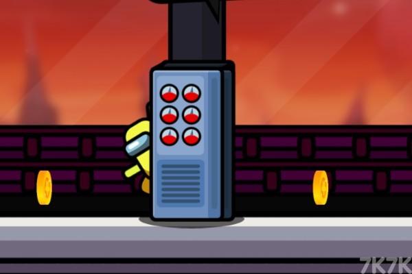 《太空跑酷》游戏画面3