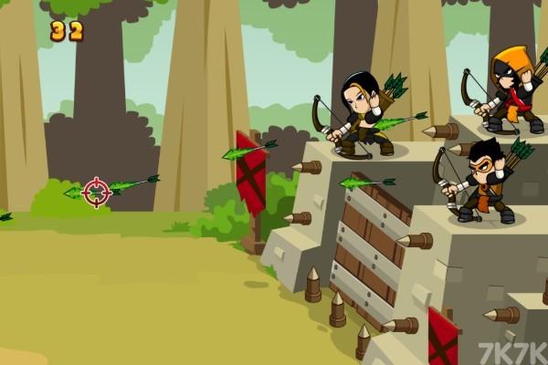 《王国防卫无敌版》游戏画面1