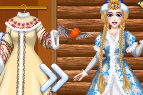 《冰雪公主梦》游戏画面3