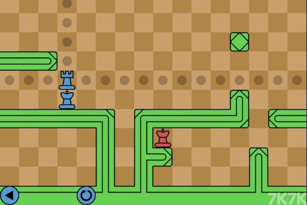 《吃掉对方国王》游戏画面4