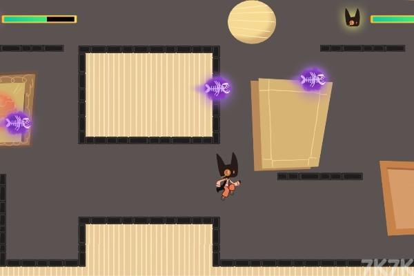 《猫猫博士逃脱》游戏画面4