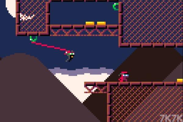 《忍者猫》游戏画面1