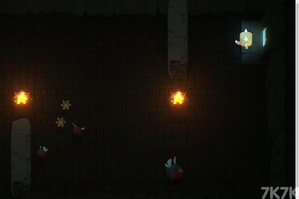 《小怪兽逃脱》游戏画面2