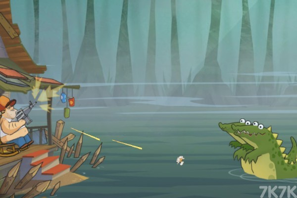 《保护家园修改版》游戏画面1